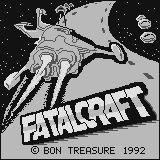 Fatal Craft Supervision Title screen.
