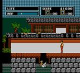 The Karate Kid NES Next fall