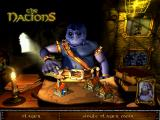 The Nations Windows Game menu (playing as the Pimmons).