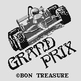 Grand Prix Supervision Title screen.