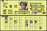 Tactics Ogre: The Knight of Lodis Game Boy Advance Equipment