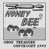 Honey Bee Supervision Title screen.