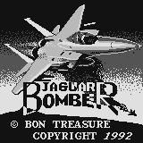 Jaguar Bomber Supervision Title screen.