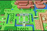 The Legend of Zelda: A Link to the Past/Four Swords Game Boy Advance Helpful map