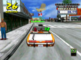 Crazy Taxi Windows almost in right place