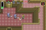 The Legend of Zelda: A Link to the Past/Four Swords Game Boy Advance What a fight!