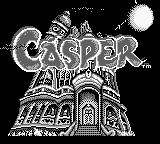 Casper Game Boy Title screen