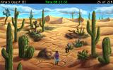 King's Quest III Redux: To Heir is Human Windows In the desert
