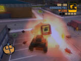 Grand Theft Auto III Windows TANK SMASH! :D