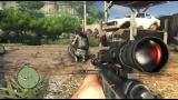 Far Cry 3 Xbox 360 Sneaking onto an unaware enemy ... I think you know the result