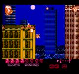 Zombie Nation NES Unleashing a head on New York