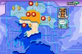 Yu-Gi-Oh! Worldwide Edition: Stairway to the Destined Duel Game Boy Advance Move around the map and battle people in Battle City