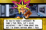 Yu-Gi-Oh! Worldwide Edition: Stairway to the Destined Duel Game Boy Advance Battling Yugi might be difficult