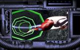 Cyberwar DOS Cyberboogie is a QTEs level. You have to take corners and avoid obstacles.