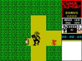 Clever & Smart ZX Spectrum We enter the sewers.