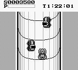 Dead Heat Scramble Game Boy We should avoid touching these other cars.