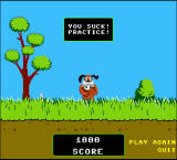 Kill the Dog from Duck Hunt Browser I didn't kill enough dogs.