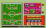 Club & Country Amiga Changing the tactics