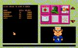 Club & Country Amiga The staff screen