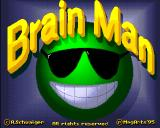 BrainMan Amiga Title screen
