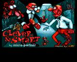 Clever & Smart Amiga Title screen