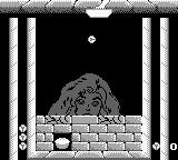 Disney's The Hunchback of Notre Dame Game Boy Chiseler: A Breakout variant