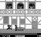 Disney's The Hunchback of Notre Dame Game Boy Catch the Fool