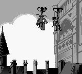 Disney's The Hunchback of Notre Dame Game Boy Upsy Daisy