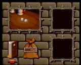 Dragon Fighter Amiga The tavern with dice rolling.