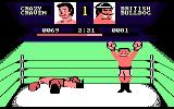 Fight Night Atari 7800 I lost to British Bulldog