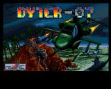 Dyter-07 Amiga Title screen