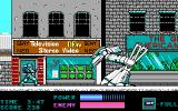 RoboCop DOS An end of level boss