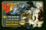 Vigilante 8: 2nd Offense Nintendo 64 Main Menu
