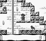 Montezuma's Return! Game Boy First level