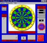 Office Darts 301 Windows 3.x Bust! A technical darts term for scoring more than is required.