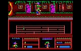 Dynamic Duo Amstrad CPC The first level