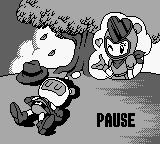 Bomberman GB Game Boy Pause :)