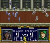 Der Langrisser SNES quite equal fight