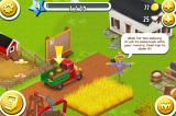Hay Day iPhone Time to manage your own farm