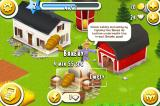 Hay Day iPhone Bake your own bread