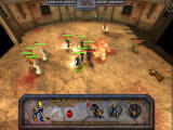 Kingdom Elemental Tactics Windows Ogre! hard enemy.