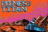 Mars Saga Apple II Title screen