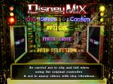 Dance Dance Revolution: Disney Mix PlayStation Mode chooser