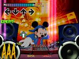 Dance Dance Revolution: Disney Mix PlayStation A Mickey Stage