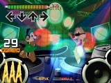 Dance Dance Revolution: Disney Mix PlayStation A Chipmunk stage