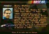 NASCAR 98 PlayStation Looking threw racers information