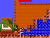The New Zealand Story SEGA Master System Squirting an enemy