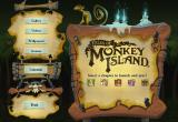 Tales of Monkey Island Windows Launcher screen.