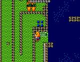 The New Zealand Story SEGA Master System A warp tunnel located above Tiki