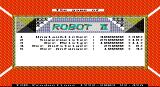 Robot II: Das Labyrinth im Wald DOS Title screen
